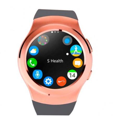 Swiss+Smart Vernier - Smartwatch, SIM, color Dorado