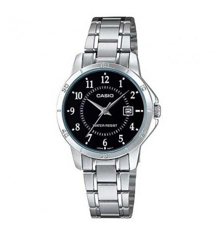 Casio LTP-V004D - Reloj analógico, material Acero