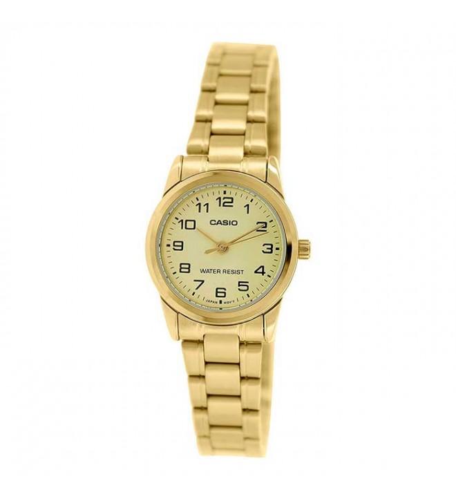 eb2ead908823 Casio LTP-V001G - Reloj analógico