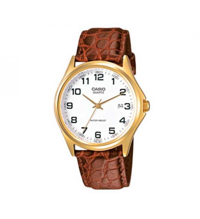Casio MTP-1188Q-7B - Reloj, material piel
