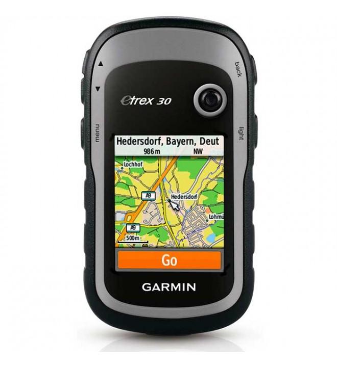 Garmin Etrex 30 - Navegador GPS, Topo, España