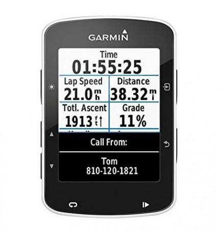 Garmin Edge 520 - Navegador GPS, diseñado para bicicletas