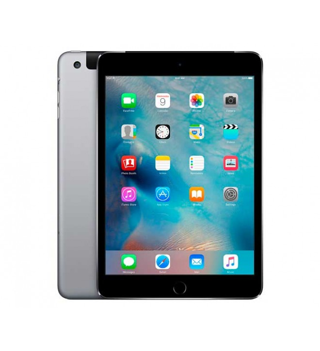 Apple iPad Mini 3 - Tablet, memoria interna 128 GB, pantalla 7.9 pulgadas, color Gris