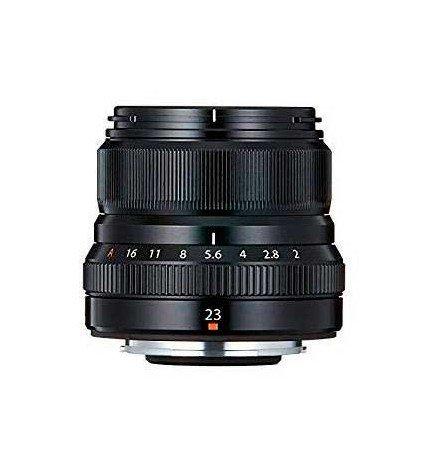 Fujifilm XF23mm F2.0 R WR - Objetivo, color Negro