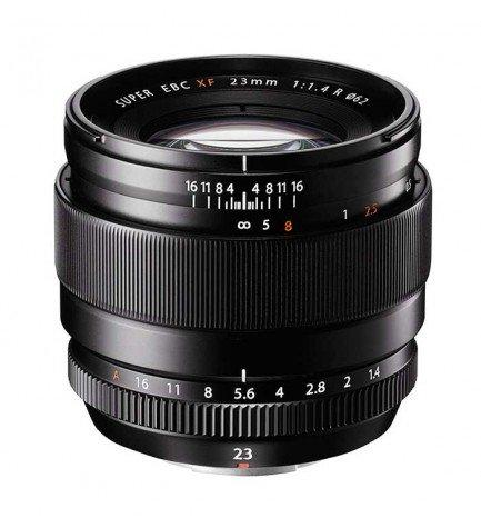 Fujifilm XF23mm F1.4 R - Objetivo