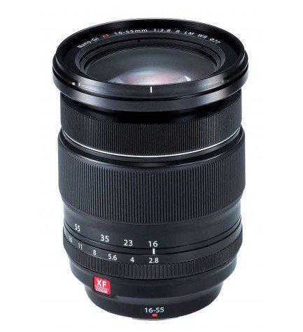 Fujifilm XF16-55mm F2.8 R LM WR - Objetivo