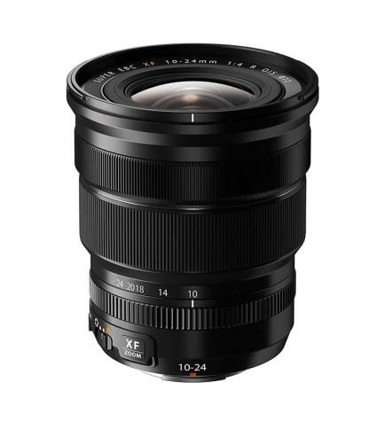 Fujifilm XF10-24mm F4 R OIS - Objetivo