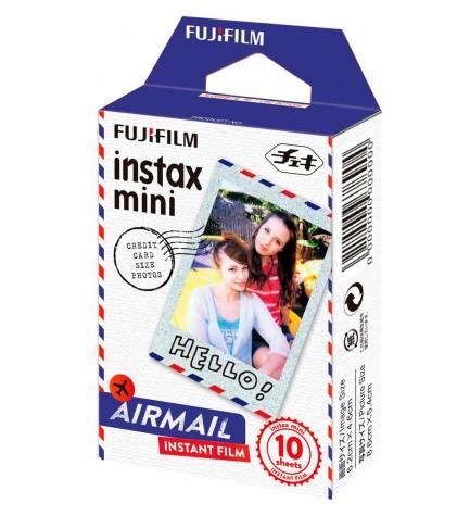Fujifilm Airmail - Película, diseñada para Instax Mini