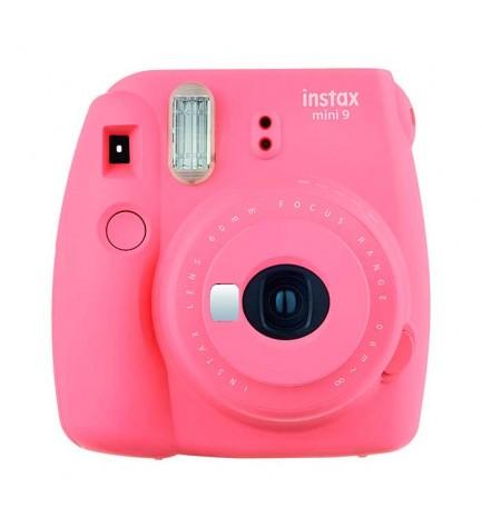 Fujifilm Instax Mini 9 - Cámara instantánea, color Rosa