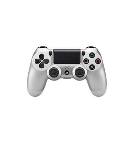 Sony Dualshock 4 - Mando, Playstation 4, color Plata