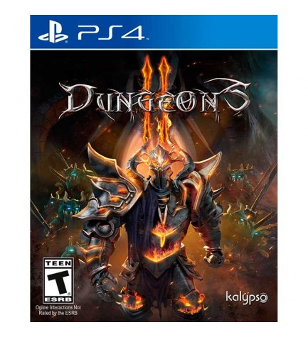 Sony Dungeons II - Videojuego, Playstation 4
