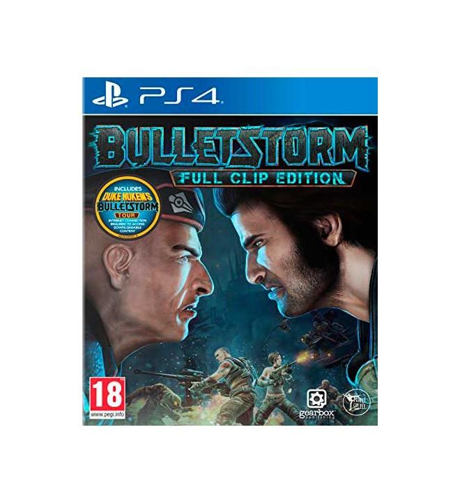 Sony Bulletstorm Full Clip - Videojuego, Playstation 4