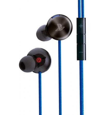 Sony Auriculares - Auriculares Botón, diseñados para Playstation 4