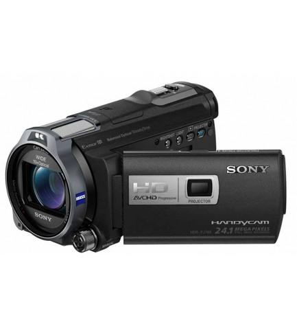 Sony HDR-PJ740VEB - Videocámara, color Negro