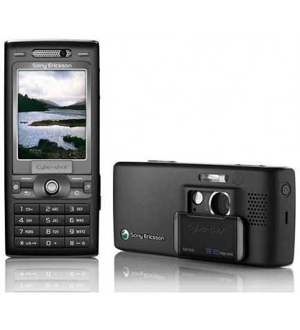 Sony Ericsson K800I - Smartphone, Bluetooth, color Negro