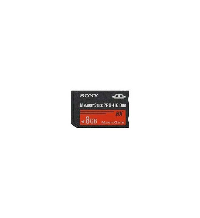 Sony MSH-X8A-PSP - Tarjeta de Memoria PRO, capacidad 8 GB, HG, Duo