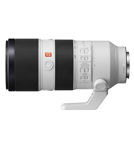 Sony SEL FE70-200mm F2.8 GM OSS - Objetivo