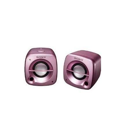 Sony SRS-M50P - Altavoz portátil, color Rosa