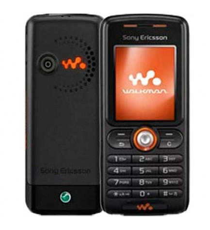 Sony Ericsson W-200I - Teléfono móvil, Pack