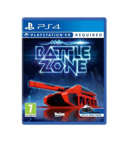 Sony VR Battlezone - Videojuego, Playstation 4, PS4 VR