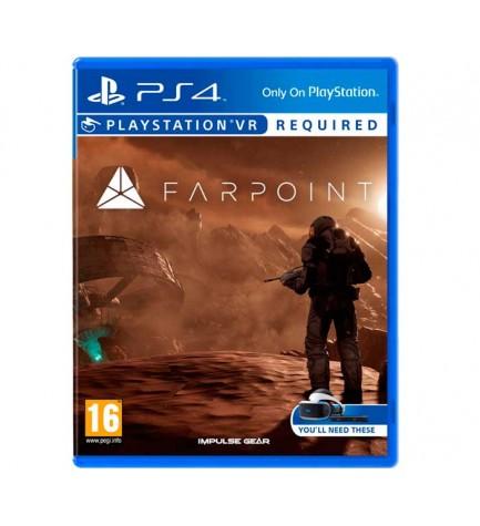 Sony VR Farpoint - Videojuego, Playstation 4, PS4 VR