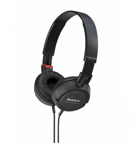 Sony MDR-ZX110 - Auriculares diadema, color Negro