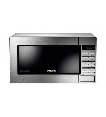 Samsung GE87M-X - Microondas, capacidad 23 litros, potencia 800w color Plata