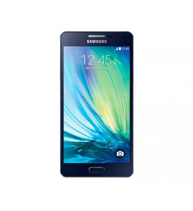 Samsung SM-A500FU Galaxy A5 - Smartphone, pantalla 5.0 pulgadas, memoria interna 16 GB, 4G, color Negro