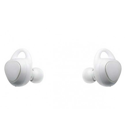 Samsung SM-R150 Gear Icon X - Auriculares bluetooth, color Blanco