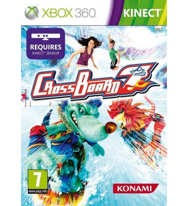 Microsoft Kinect Crossboard 7 - Videojuego, Xbox 360