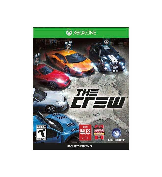 Microsoft The Crew - Videojuego, Xbox ONE