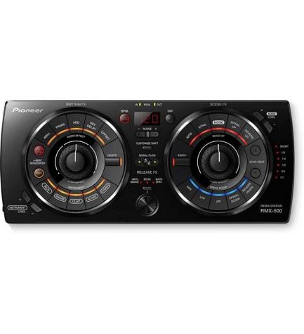 Pioneer RMX-500 - Controladora, puerto USB, MIDI