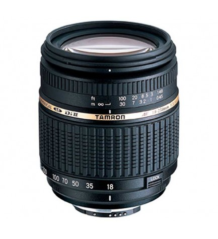 Tamron AF 18-250mm F3.5-6.3 Di - Objetivo, diseñado para Nikon