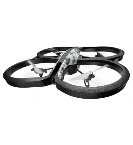 Parrot PF721801BI AR Drone 2.0 Edición Snow - Dron, cuadricóptero