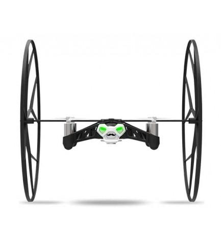 Parrot PF723000AD Rolling Spider - Dron, mini, cuadricóptero, color Blanco