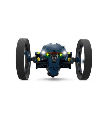 Parrot PF724100AC Jumping Night Diesel - Dron, mini, color Azul