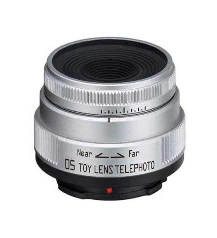 Pentax 05 Toy Lens Telephoto 18mm - Objetivo