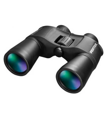 Pentax 16x50 SP - Prismáticos, incluye funda, color Negro