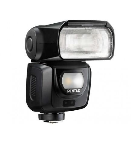 Pentax AF540 FGZ II - Flash, incluye funda