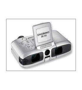 Pentax DB-100 Digibino - Prismáticos, cámara digital integrada