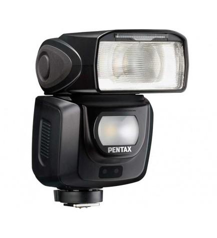 Pentax AF360 FGZ II - Flash, incluye funda