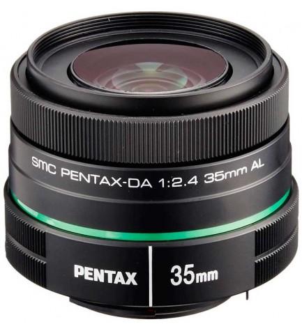 Pentax SMC DA 35mm F2.4 AL - Objetivo