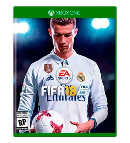 Microsoft FIFA 2018 - Videojuego, Xbox ONE