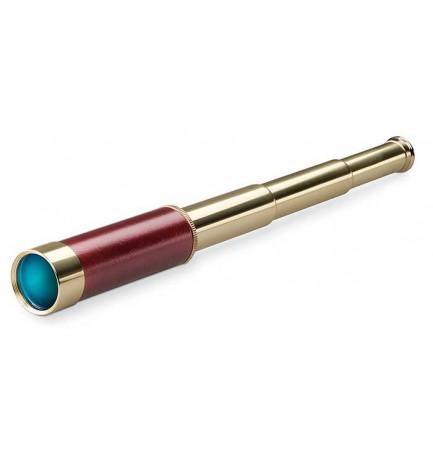 Tasco 25x30 Specialty Brass Spyglass - telescopio