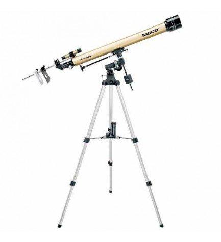 Tasco 660X60mm Luminova Refractor - Telescopio