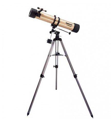 Tasco 675x114mm Luminova Reflector - Telescopio