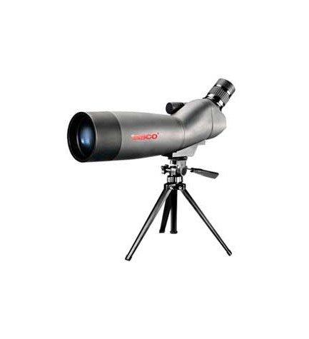 Tasco 20-60x60mm World Class Zoom - Prismáticos, incluye trípode