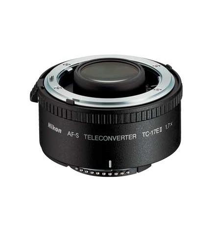 Nikon TC-17EII 1.7X - Teleconvertidor