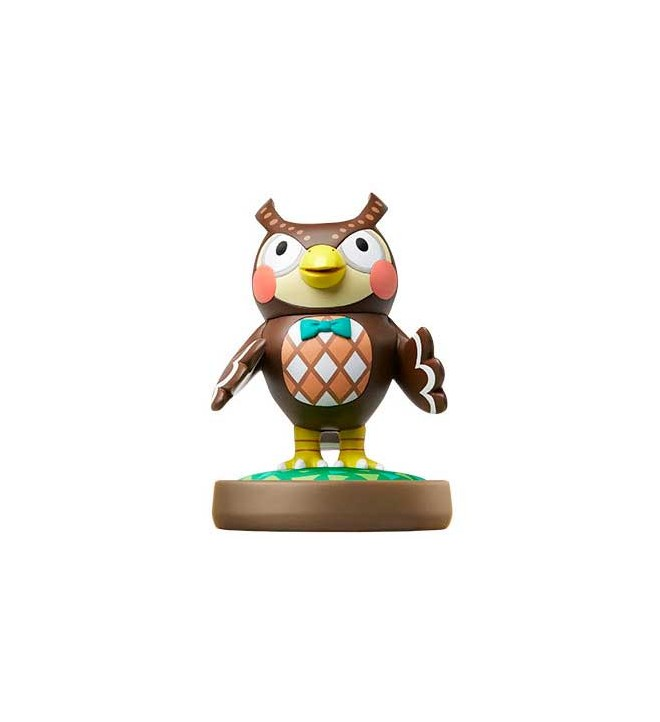 Amiibo Animal Crossing Blathers - Figura, Nintendo