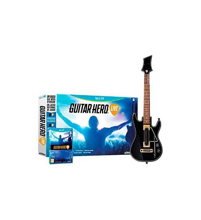 Guitar Hero Live - Videojuego, Nintendo Wii U